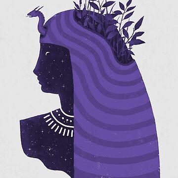 Cosmic Queen by filgouvea