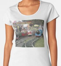 Mini Railway, Easter Show, Homebush, NSW, Australia 2017 Women's Premium T-Shirt