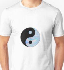 Holographic Yin Yang Unisex T-Shirt