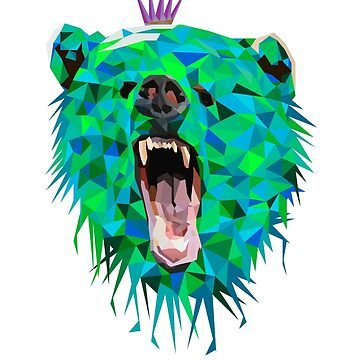 King Bear by Travnash