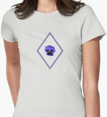 Pansy Women's Fitted T-Shirt