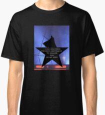 Star Wars - Hamilton Mashup: Darth Vader Classic T-Shirt