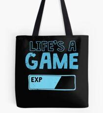 Lag Kills Funny Gamer Gift Tote Bag