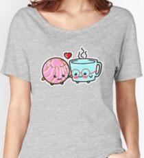 Pandulce Concha Love Chibi Women's Relaxed Fit T-Shirt