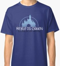 Reylo is Canon Classic T-Shirt