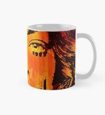 The Girl On Fire Classic Mug