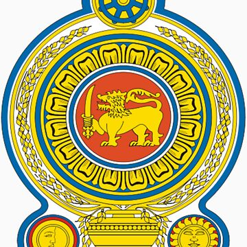 Coat of arms - Sri Lanka.png by AethersRancor
