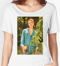 EXO - THE WAR // SEHUN Women's Relaxed Fit T-Shirt