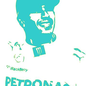 Lewis Hamilton silhouette  by alissarmanc