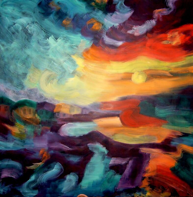 Sunrise by Nurhilal Harsa