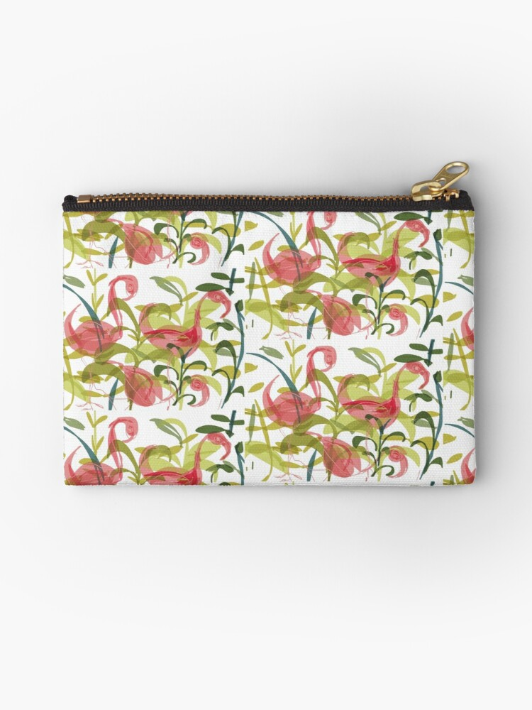 Flamingos by Katapillar