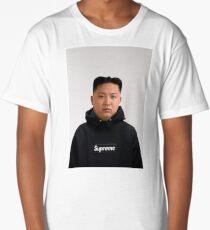 Supreme Leader Kim Jong Un Long T-Shirt