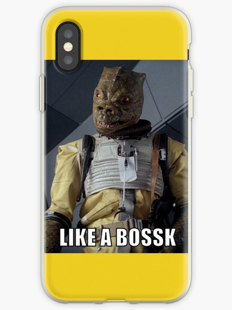 bossk iphone