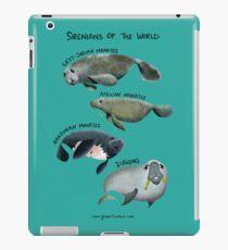 Sirenians of the World iPad Case/Skin