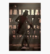 The Greatest Show Photographic Print