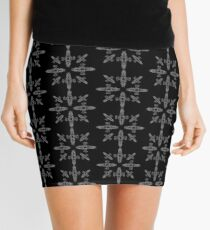 Serenity Kaleidoscope Mini Skirt