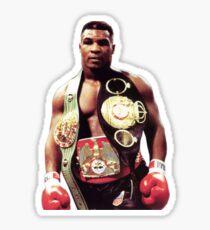 Mike Tyson Sticker