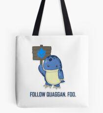 Quaggan Commander Tote Bag