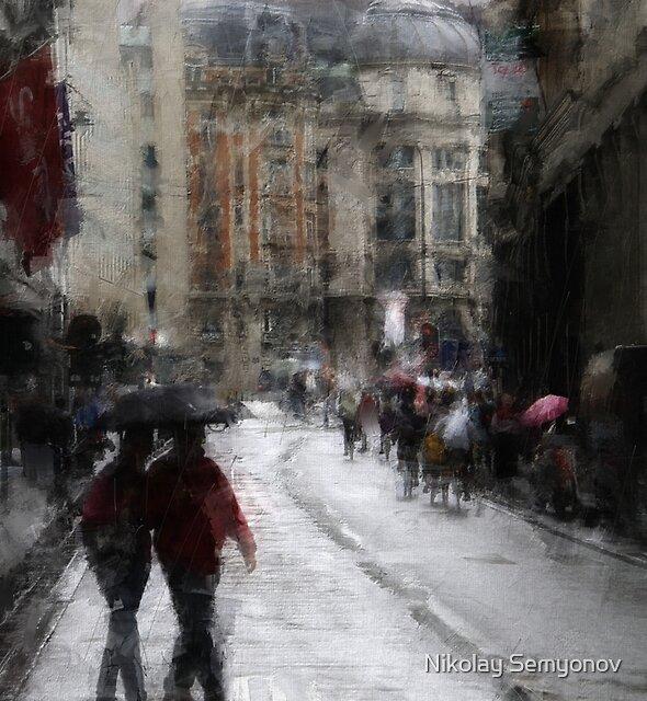 wet shopping feel by Nikolay Semyonov