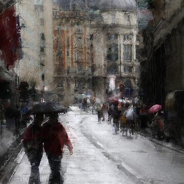 wet shopping feel by SNik