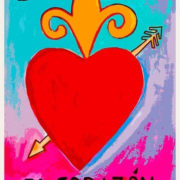 El Corazón  by MaribelDesigns