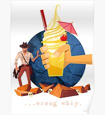 You Brought the Wrong Whip...A Tasty Wrong Whip Poster