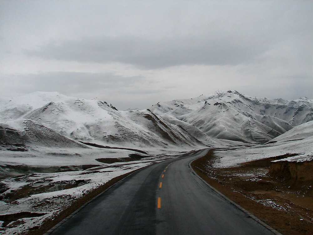 Qinghai, China by C1oud