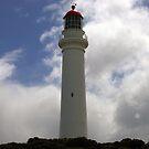 Lorne Lighthouse by alibjones by alibjones
