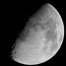 lunar image by 3rdrock