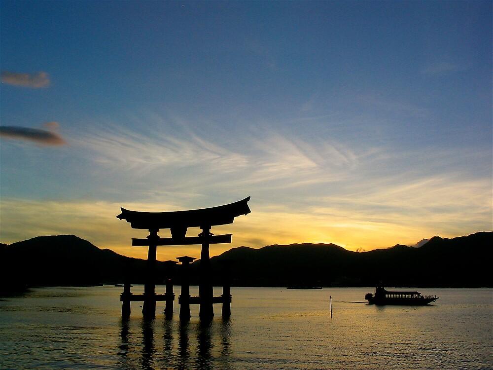 Miya Jima, Hiroshima by C1oud