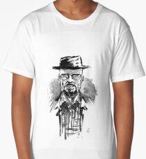 """He who knocks"" Long T-Shirt"