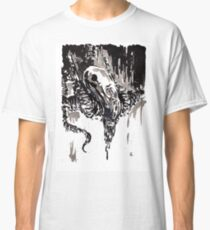 """""""Comin' outta the walls"""" Classic T-Shirt"""