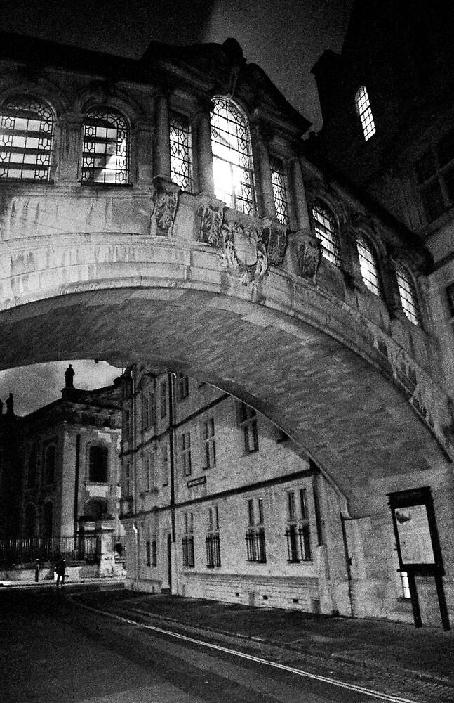 bridge of sighs by Bronwen Hyde