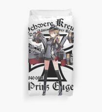 Prinz Eugen Duvet Cover