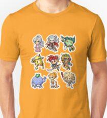 Chrono trigger chibi T-Shirt