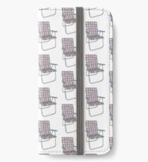 Lawn chair iPhone Wallet/Case/Skin