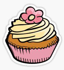 Cupcake 2 Design Sticker