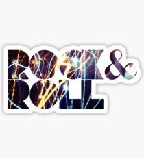 R & R Sticker
