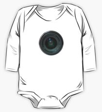 Camera Lens One Piece - Long Sleeve