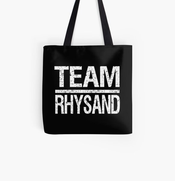 Team Rhysand All Over Print Tote Bag