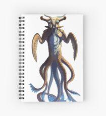 Sea Emperor Spiral Notebook