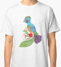 The Blue Quetzal Classic T-Shirt