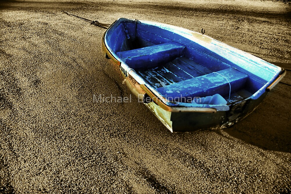 Beached by Michael  Bermingham