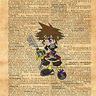 Kingdom Hearts - Sora Dictionary by Aaron Campbell