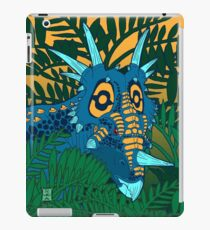 Styracosaurus Jungle iPad Case/Skin