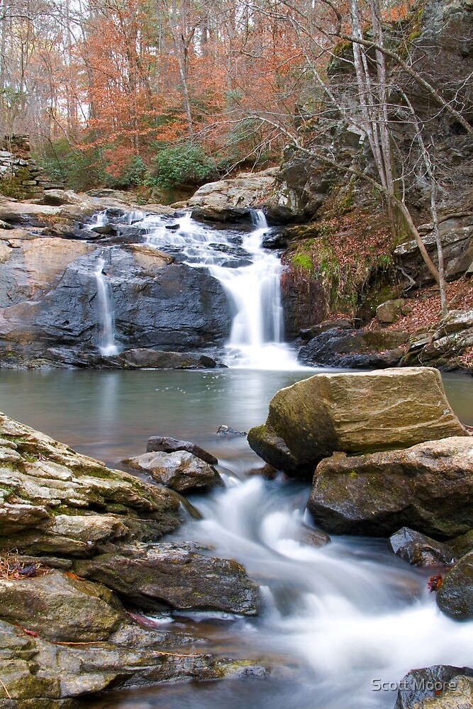 Cochran Mill Falls by Scott Moore