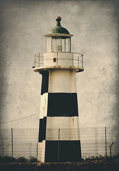 lighthouse by Victor Bezrukov