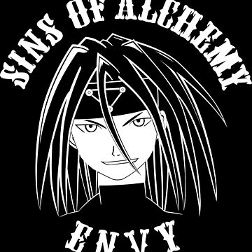 Sins of Alchemy - Envy by LittleKenny