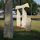 Stonehenge In Stillwater by CjbPhotography