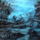 Landscape 1124 by Nurhilal Harsa